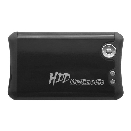 2.5インチHDD対応ポータブルメディアプレーヤー