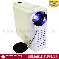 携帯式 HD LED プロジェクター_720P