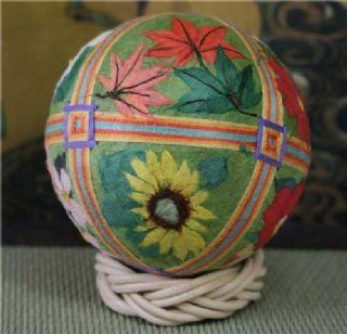 纸球的做法图解