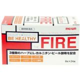 Be Healthy 系列The ·FIRE瘦身颗粒  6粒×24袋[Be Healthy ザ·ファイヤー 6粒×24袋]