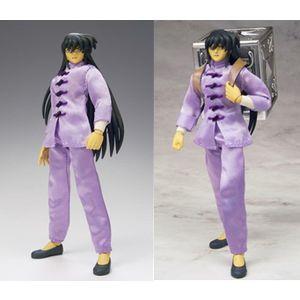 聖闘士聖衣神話 APPENDIX ドラゴン紫龍 私服 (日本原装《圣斗士星矢》紫龙便服玩偶)